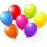 Μπαλόνια Latex Στρογγυλά